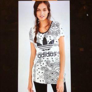 Adidas Originals Paisley Tee